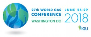 World Gas Conference (WGC) 2018