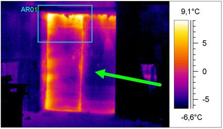Тепловизоры в строительстве