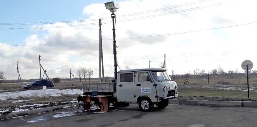 газоанализатор метана