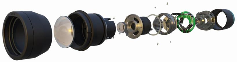 Уникальная оптика FLIR OSX Precision HDIR