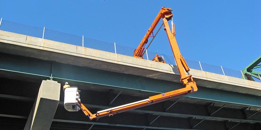 Обследование мостов