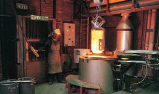 Пирометр в производстве