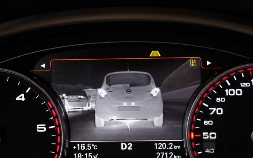 Автомобильный тепловизор