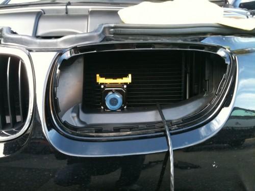 Тепловизор FLIR в BMW