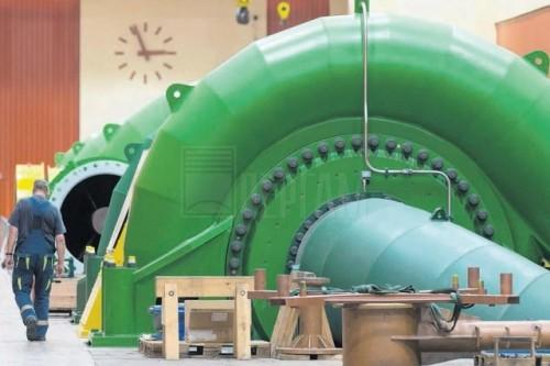 Насосно-аккумулирующая электростанция Grimsel II