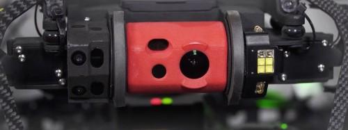 Камера дрона Elios