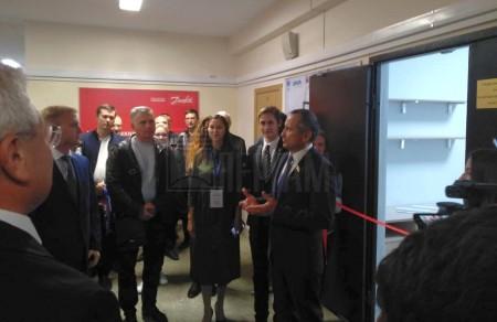 Открытие лаборатории в КГЭУ