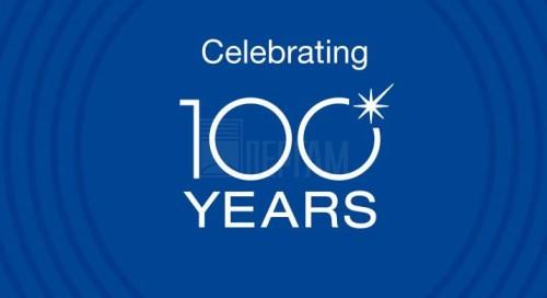 Компании Olympus 100 лет