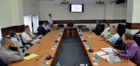 Презентация в  ОАО «ОЭК»