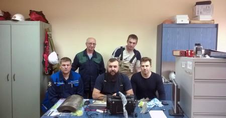 Обучение специалистов Тольяттиазот УЗК контролю
