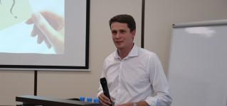 Специалисты компании ОАО «Пергам-Инжиниринг» приняли участие в конференции по онлайн диагностике силовых трансформаторов для специалистов  ОАО «Ленэнерго»