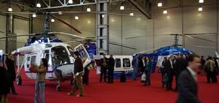 Международная выставка вертолетной индустрии