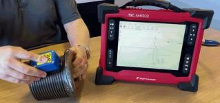 Метод ACFM - подповерхностный контроль дефектов металла
