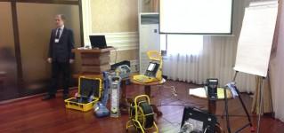 Семинар Radiodetection в Астане