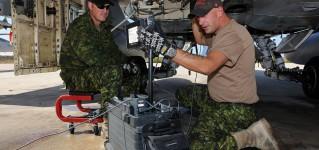 Контроль авиационных двигателей с использованием видеоэндоскопов