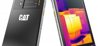 Cat S60 — первый в мире смартфон с тепловизором от Caterpillar и FLIR