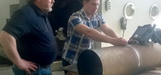 С 23 по 27 мая провели демонстрации оборудования НК на предприятиях Беларуси