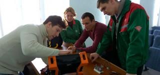 Демонстрация дефектоскопов на предприятиях Беларуси