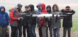 Продемонстрировали квадрокоптер для поиска утечек метана в Ставрополе