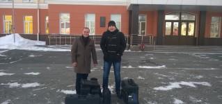 Демонстрация оборудования НК в Екатеринбурге и Перми