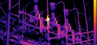 Тепловизионный контроль в энергетике