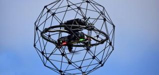Применение защищённых БПЛА Flyability Elios в промышленности