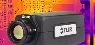 Высокоскоростная длинноволновая камера FLIR A6750sc SLS