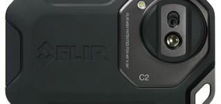 FLIR C2 — новый тепловизор по цене профессиональной фотокамеры