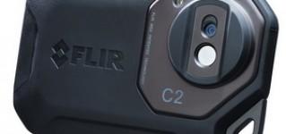 Тепловизионная камера FLIR C2 — карманный размер и доступная цена.