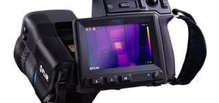 Компания FLIR выпустила тепловизор с матрицей 1024 × 768 пикселей.
