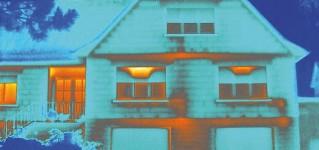 Тепловизоры серии B-Series — контроль качества строительных работ