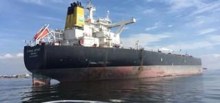 Обследование танкеров с помощью дрона Flyability Elios