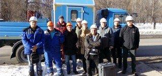 Обучение работе с Eddyfi LYFT сотрудников ЗАО «ГИАП-дистцентр»