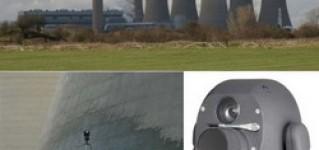 Охранные тепловизоры внедрены на электростанции в Англии