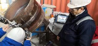 Провели обучение по работе с дефектоскопом OmniScan MX2 в Казахстане