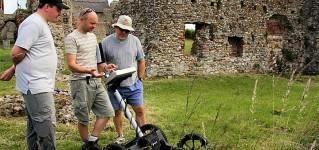 Использование георадаров в археологии