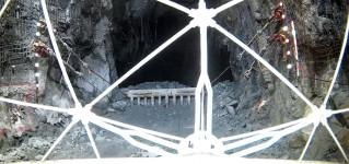 Дрон Elios помогает обследовать шахту по добыче палладия