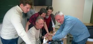 Специалисты Пергам провели в Екатеринбурге семинар по оборудованию неразрушающего контроля