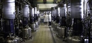 Осмотр ферментеров и биореакторов при помощи БПЛА