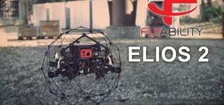 Специальное предложение на квадрокоптер Элиос 2