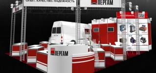 Приглашаем посетить стенд Пергам на выставке NDT Russia 2013