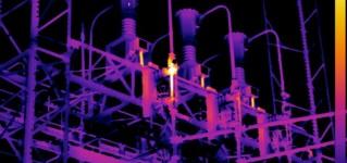 Оценка энергоэффективности и работоспособности энергетических установок предприятий на основе тепловизионного обследования