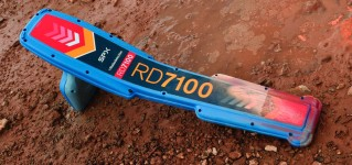 Новый трассоискатель Radiodetection RD7100
