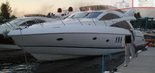 Вниз по Неве на яхте с тепловизором