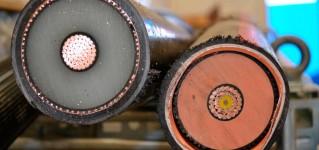 Определение мест повреждений кабеля в Симплонском тоннеле