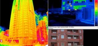 Тепловизионный контроль зданий и электрооборудования