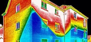 Использование тепловизоров при строительстве и ремонте зданий.
