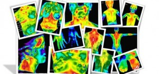 Медосмотр - обследование человека с помощью тепловизора