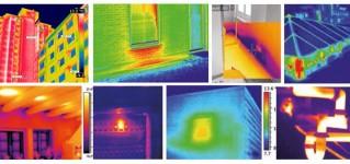 Тепловизионное обследование внутренних конструкций зданий