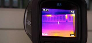 Тепловизионная диагностика электротехнического оборудования